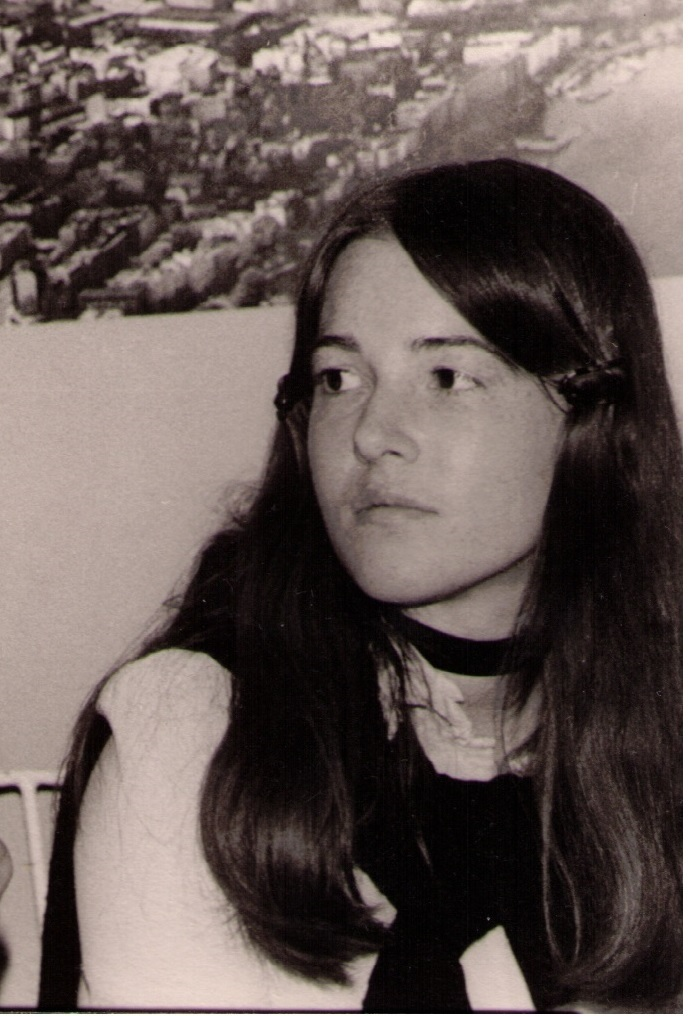 RegineAuftenhaltsraum1975